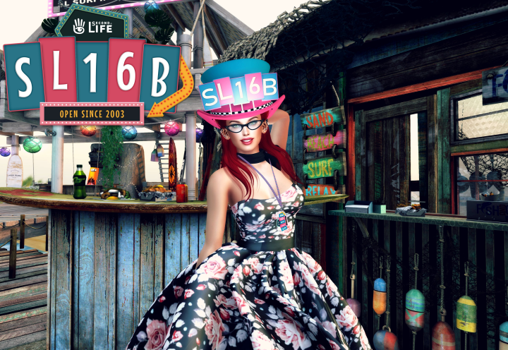 Second life turns 16 Lets Celebrate