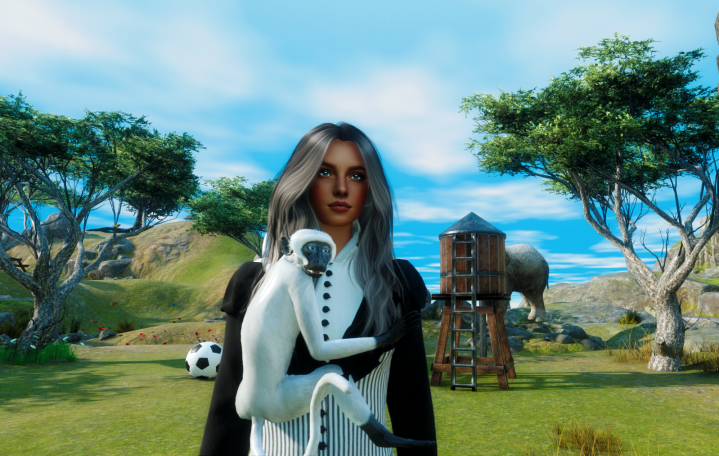 Sansar and my new Avatar