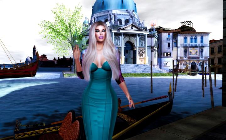 Venice arrivederci TIAMO
