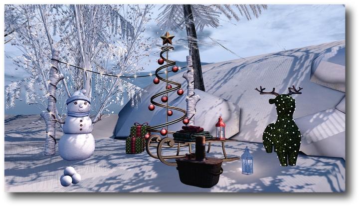 A White Christmas?