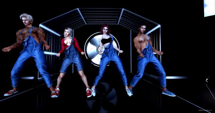 Paragon and Alex Hip Hopdances