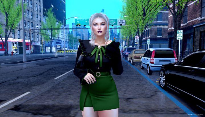 Walk into NewYork