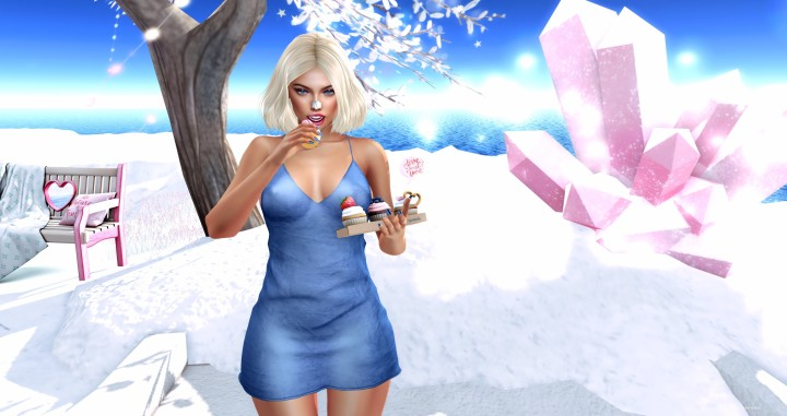 Take me to the icecream!