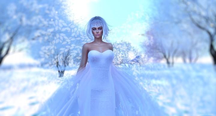 The Ice Princesscomes